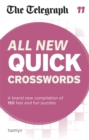 The Telegraph: All New Quick Crosswords 11 - Book