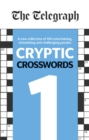 The Telegraph Cryptic Crosswords 1 - Book