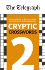 The Telegraph Cryptic Crosswords 2 - Book