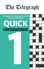 The Telegraph Quick Crosswords 1 - Book