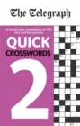 The Telegraph Quick Crosswords 2 - Book