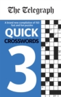 The Telegraph Quick Crosswords 3 - Book