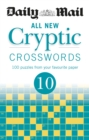 Daily Mail All New Cryptic Crosswords 10 - Book