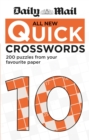 Daily Mail All New Quick Crosswords 10 - Book