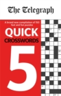 The Telegraph Quick Crosswords 5 - Book