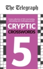 The Telegraph Cryptic Crosswords 5 - Book
