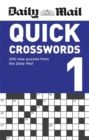 Daily Mail Quick Crosswords Volume 1 - Book
