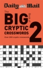 Daily Mail Big Book of Cryptic Crosswords Volume 2 - Book