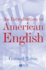 An Introduction To American English - Book