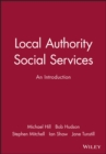 Local Authority Social Services : An Introduction - Book