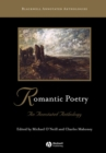 Romantic Poetry : An Annotated Anthology - Book
