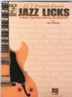 101 Must Know Jazz Licks - Book