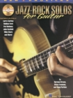 Jazz-Rock Solos For Guitar - Book