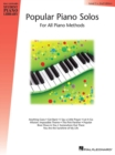 Hal Leonard Student Piano Library : Popular Piano Solos (Level 5) - Book