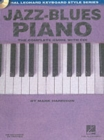 Jazz-Blues Piano (Book/Online Audio) - Book
