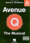 Avenue Q : The Musical (Piano) - Book