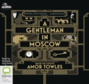 A Gentleman in Moscow - Book