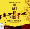 The Art of Murder - Book