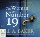 The Woman at Number 19 - Book