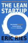 The Lean Startup : How Constant Innovation Creates Radically Successful Businesses - Book