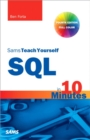 SQL in 10 Minutes, Sams Teach Yourself - Book