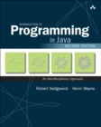 Introduction to Programming in Java : An Interdisciplinary Approach - Book