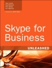 Skype for Business Unleashed - Book
