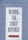 Reading the Early Republic - eBook
