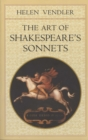 The Art of Shakespeare's Sonnets - Book