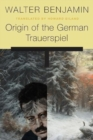 Origin of the German Trauerspiel - Book