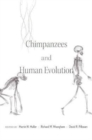 Chimpanzees and Human Evolution - Book