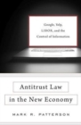 Antitrust Law in the New Economy - Book