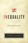 Inequality : What Can be Done? - Book