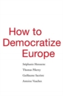 How to Democratize Europe - Book