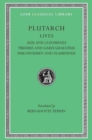 Lives, Volume X : Agis and Cleomenes. Tiberius and Gaius Gracchus. Philopoemen and Flamininus - Book