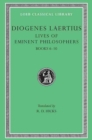 Lives of Eminent Philosophers : v.2 - Book