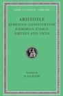 Athenian Constitution. Eudemian Ethics. Virtues and Vices - Book