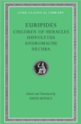 Children of Heracles : Hippolytus, Andromache, Hecuba - Book
