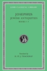 Jewish Antiquities, Volume I : Books 1-3 - Book