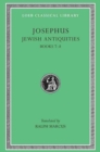 Works : Jewish Antiquities, Bks.VII-VIII v. 7 - Book