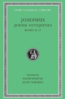 Jewish Antiquities, Volume VII : Books 16-17 - Book