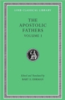 The Apostolic Fathers : v. 1 - Book