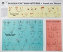 Trigger Point Pain Patterns Wall Charts - Book