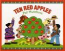 Ten Red Apples - Book