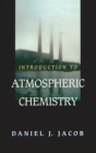 Introduction to Atmospheric Chemistry - Book