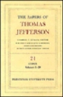 The Papers of Thomas Jefferson, Volume 21 : Index, Vols. 1-20 - Book