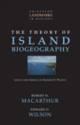 The Theory of Island Biogeography - Book