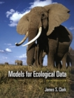 Models for Ecological Data : An Introduction - Book
