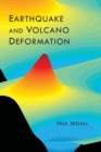 Earthquake and Volcano Deformation - Book