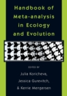 Handbook of Meta-analysis in Ecology and Evolution - Book